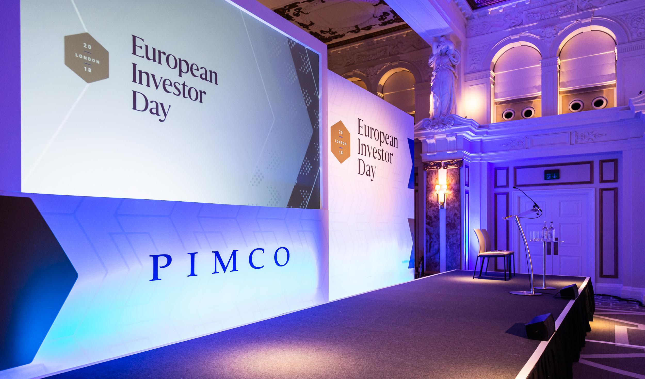 Pimco Investor Day - 2018